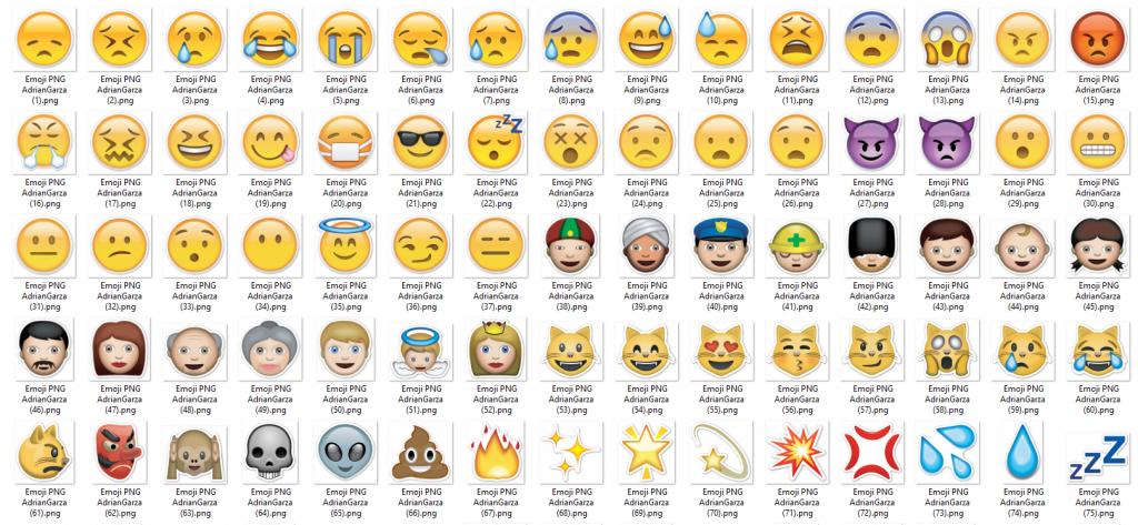Emojis de Whatsapp Descarga