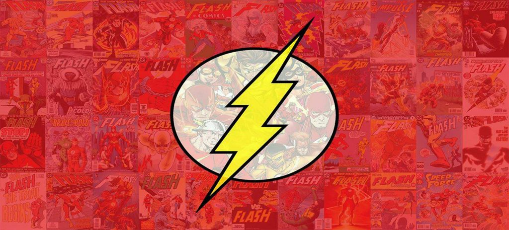 taza flash comic