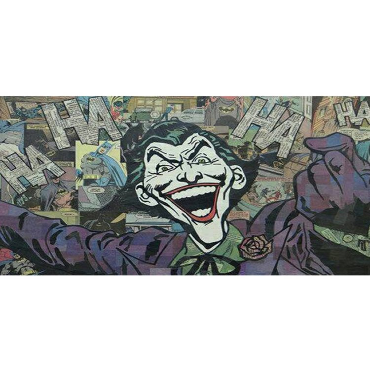 Taza Joker Batman Version Comic