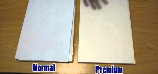 tipos papel sublimacion