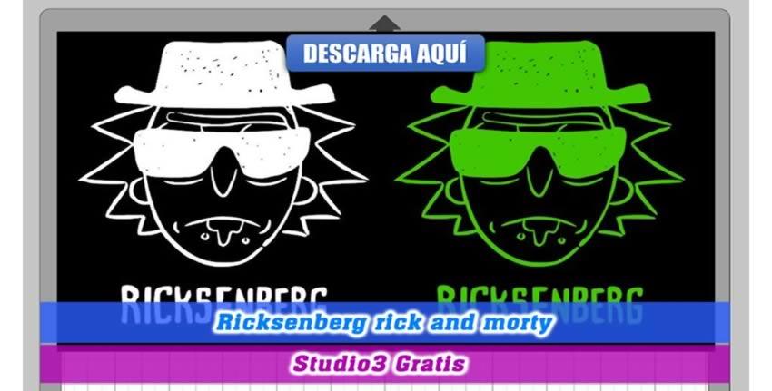 Ricksenberg Rick and Morty Studio 3