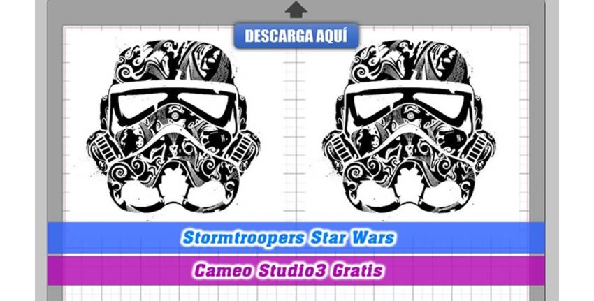 Stormtroppers Starwars Cameo Studio