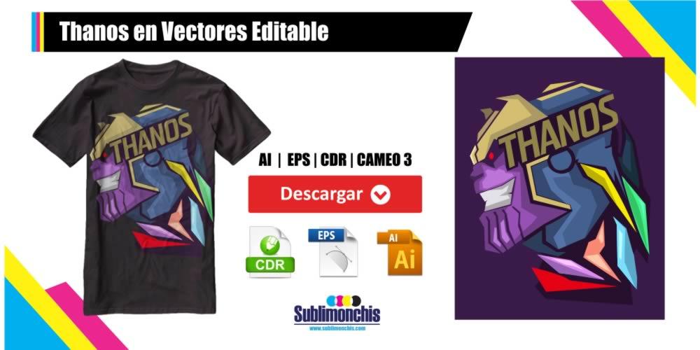 Thanos en Vectores Gratis